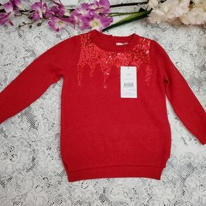 George 18-24M Knitted Pullover Sweater